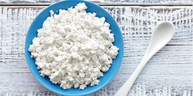 cottage cheese-high protein foods